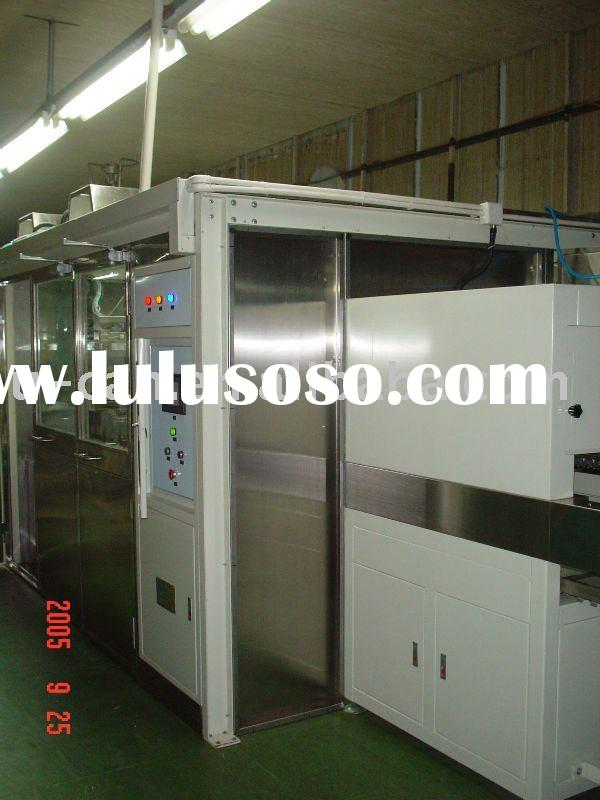 automatic coating machine for electroplating products,spray painting line equipment