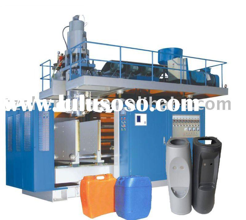 automatic plastic blow moulding machine for drink water barrel tank