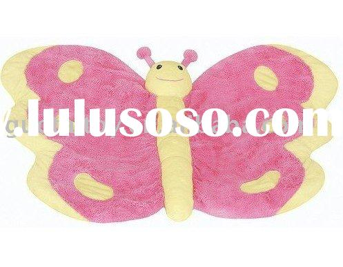 baby mat/plush cushion with toy/blanket