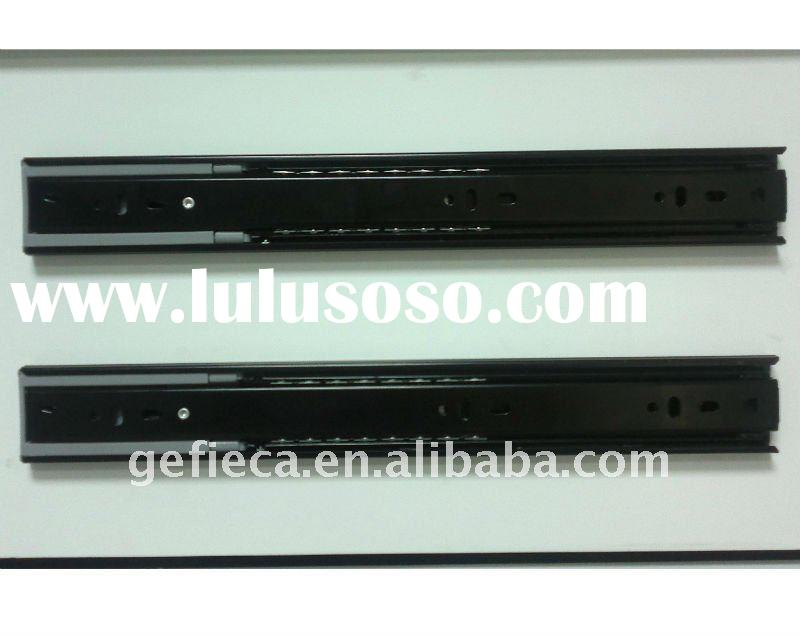 ball bearing damping soft close drawer slide