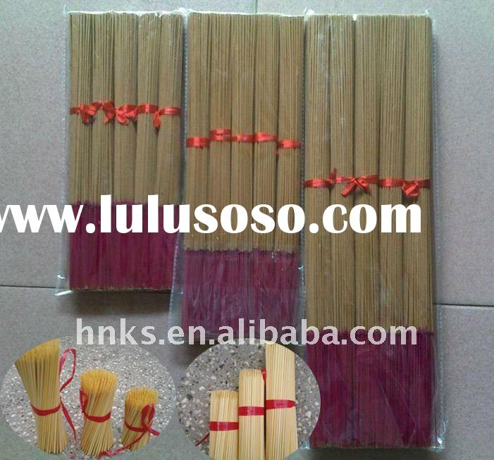 bamboo stick making machine for incense