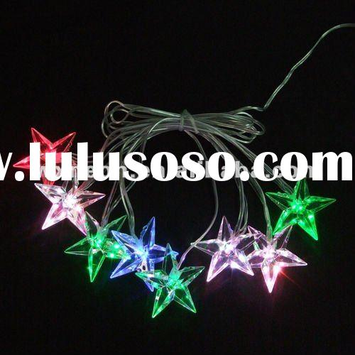 battery powered led string light