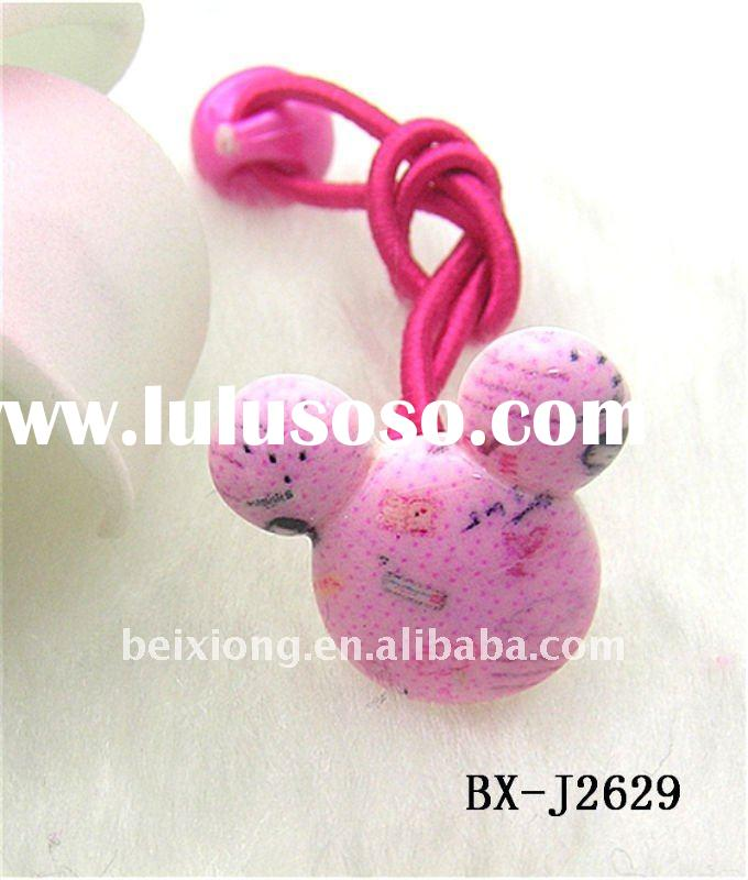 best seliing elestic band .hair accessories .baby accessories .fashion bow design