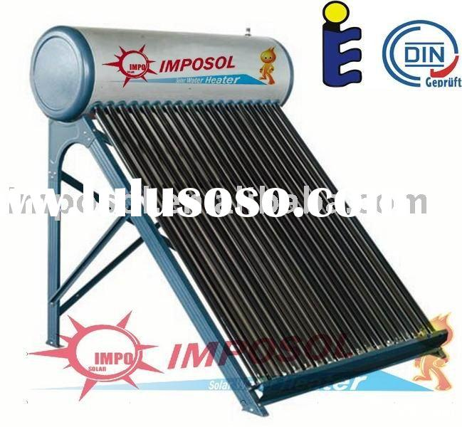 best sell compact solar water heater