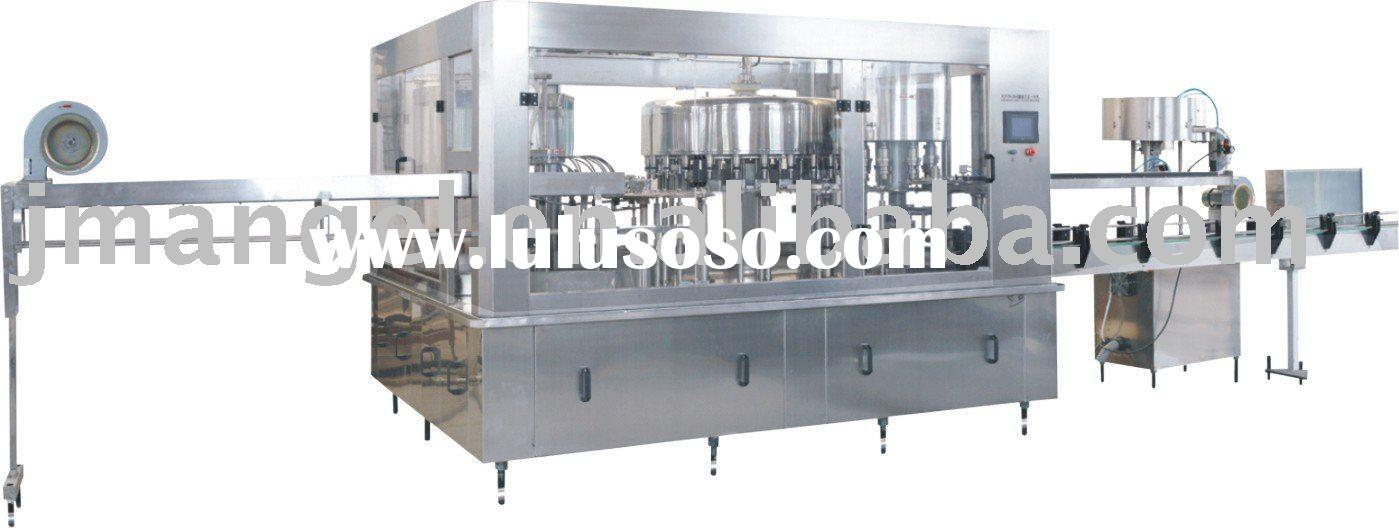 bottle water filling machine complete production line (200B/H)