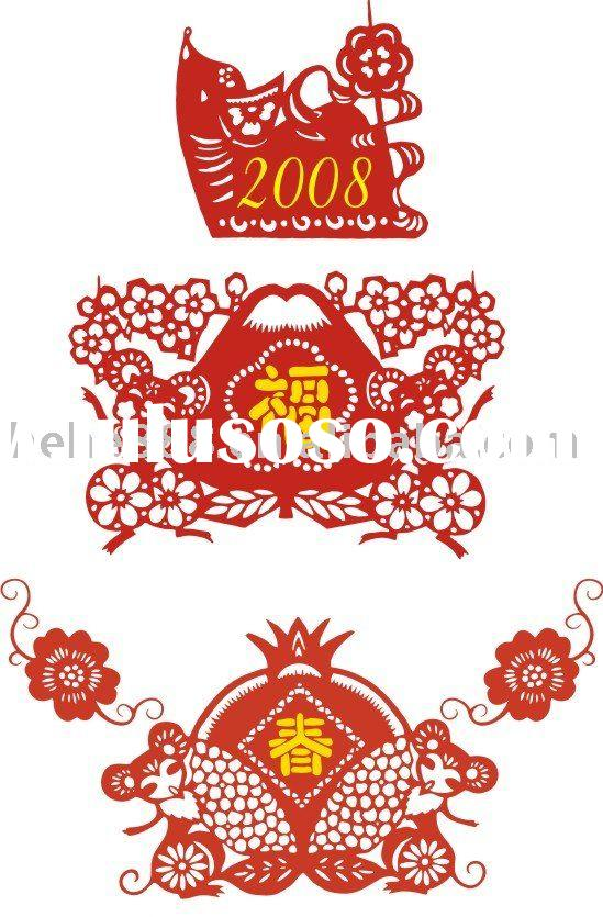 chinese new year decoration items