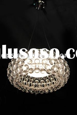 clear acryl lamp,Modern pendant lamp, fashion lamp,furniture light YD-056