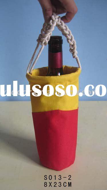 cloth wine bag cloth wine rack cloth wine rack(S013-2)