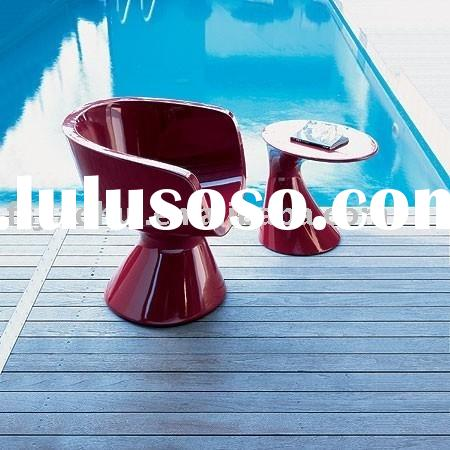 coffee .lounge chair table-China modern classic designer fiberglass furniture factory