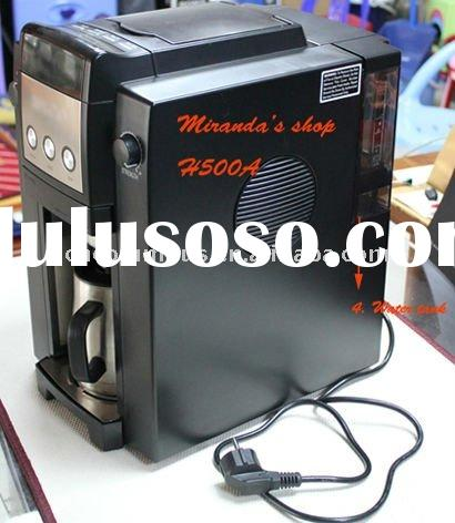 coffee machine automatic all-one line American coffee maker with grinder