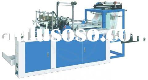 computer heat-cutting & heat-sealing bag-making machine