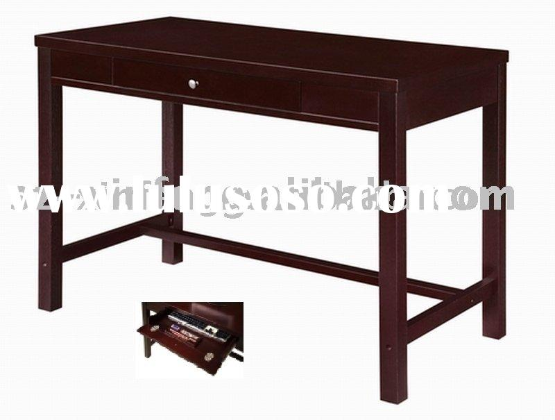 computer table / computer desk with build in keyboard drawer