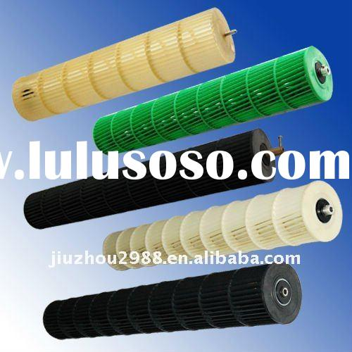 cross flow fans,air conditioner fan wheels,cross flow fan wheels,cross flow fan blades