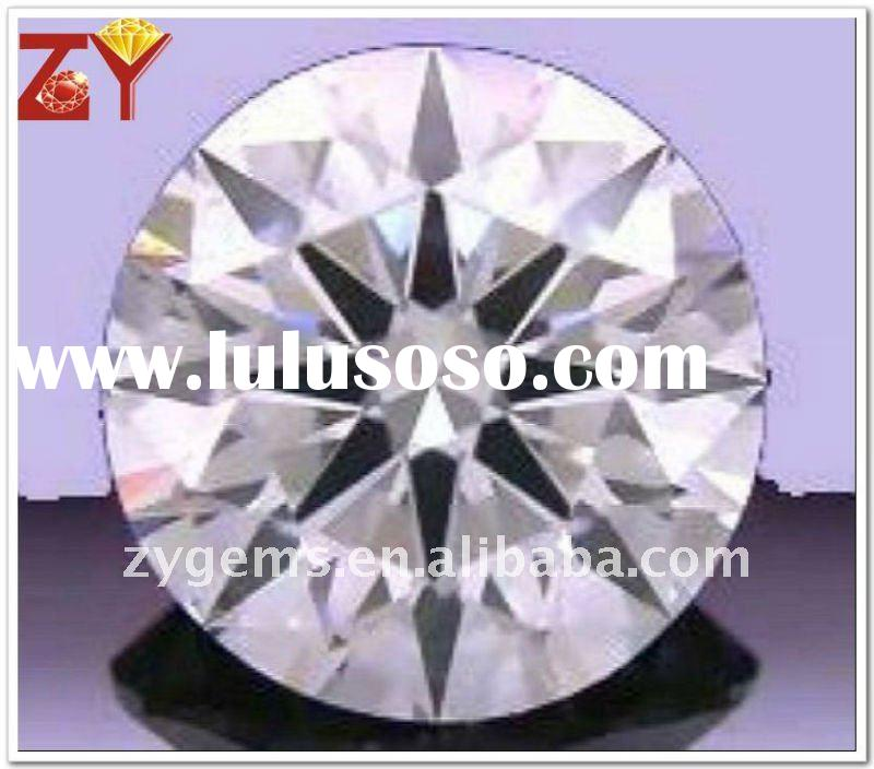 cubic zirconia machine cut
