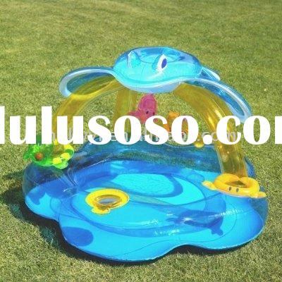 cute inflatable baby swimming water pool
