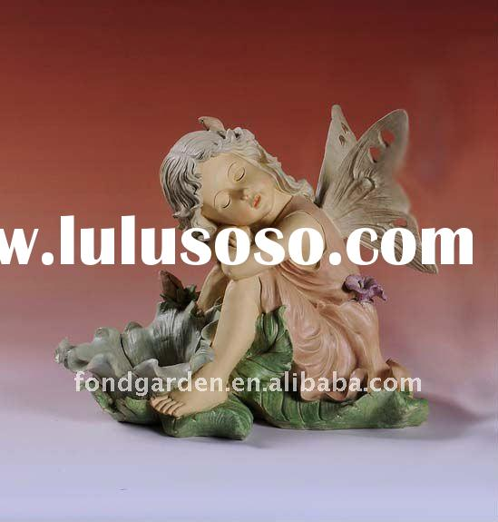 decorative fairy figurines for home decoration