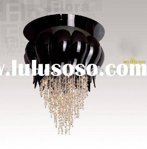 decorative hanging crystal pendant light.MG1853-800