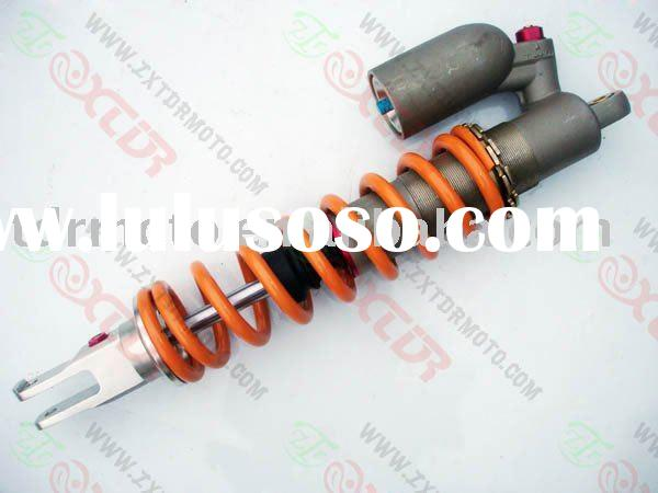 dirt bike rear shock, motorcycle suspension
