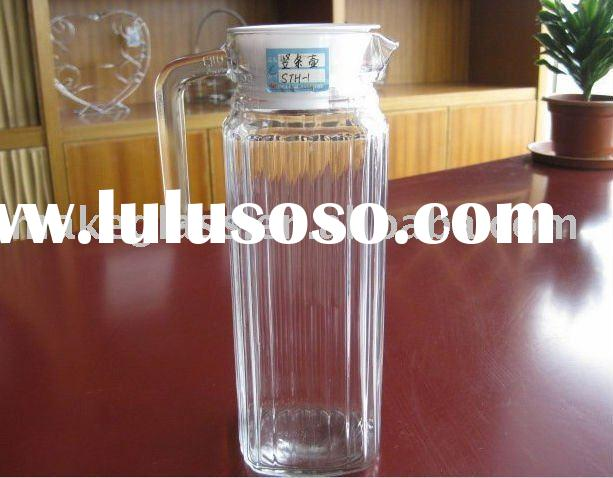 drinking glass jug
