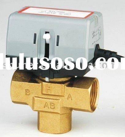 electric 3-way valve for air conditioner