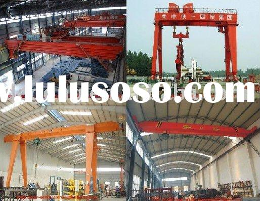electric hoist overhead gantry crane series