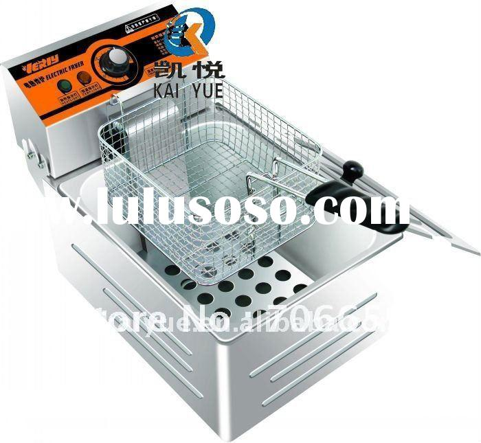electrical fried chicken machine/ electric chicken fryer machine