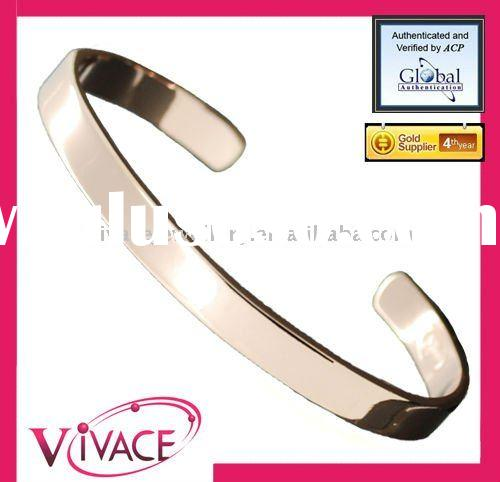 fashion copper magnetic bracelets and bangles