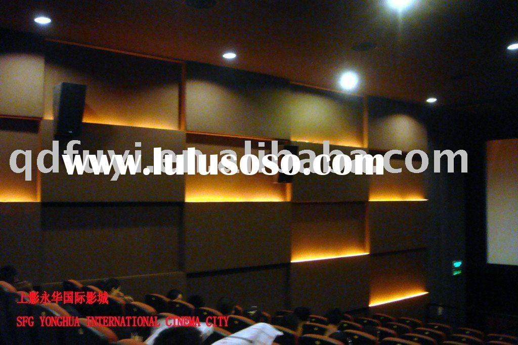 fiberglass wall panel with fabric covering