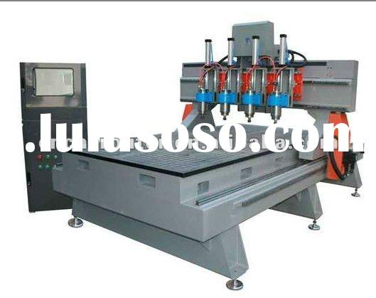 find agent and distributor for multi heads wood engraving/carving machine cnc router