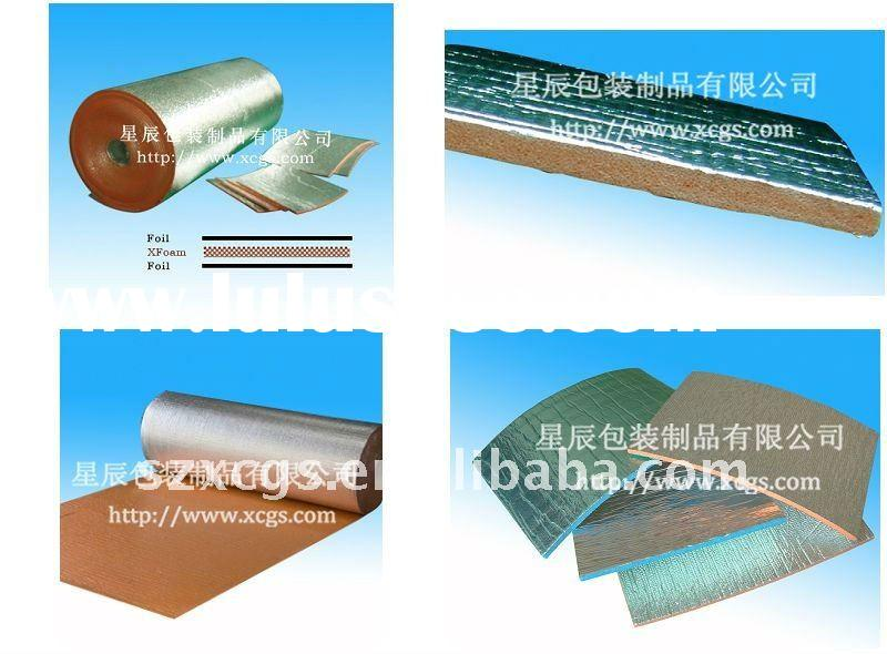 fire-retardant XPE Heat Insulation fire-retardant sponge building materials insulation
