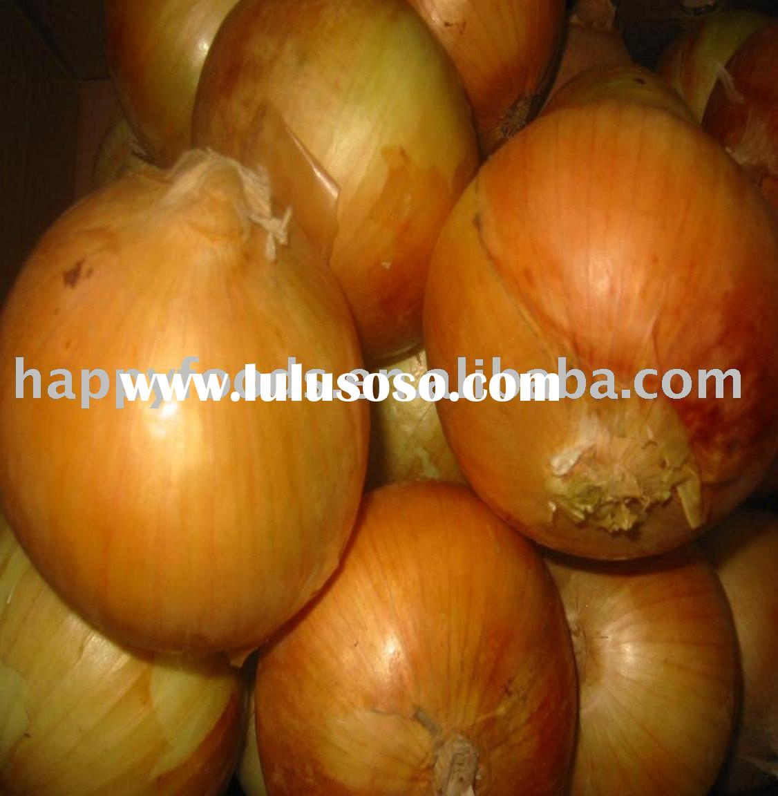 fresh red or yellow onion