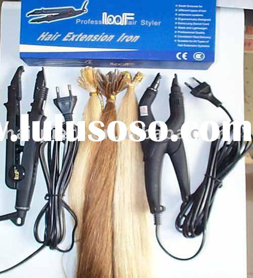 fusion hair extension heat connector,hair extension tools