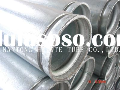galvanized steel tube,Hot Dip galvanized pipe,G.I pipe