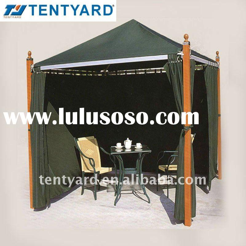 Heat Pump Canopy : Outdoor gazebos and canopies
