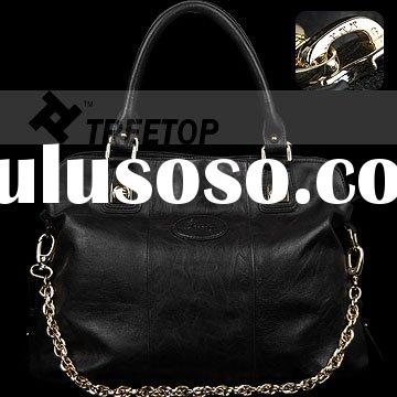 genuine leather lady's handbag,women's handbag, hobo bag, fashion lady bag