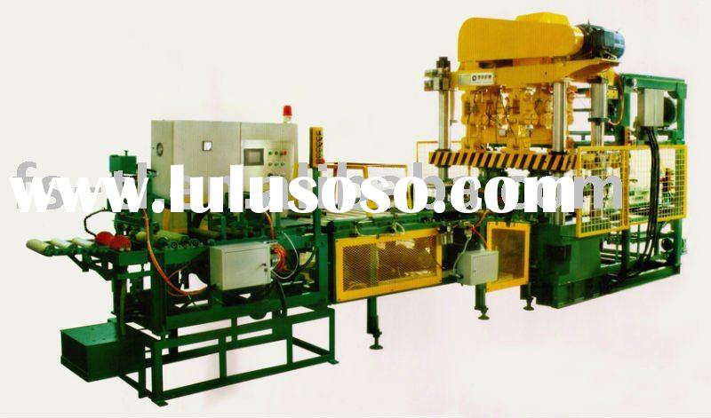 glazed clay tile making machine Auto Roofing Tile Double Acting Press Line TL-AUTOYWJ-IIW
