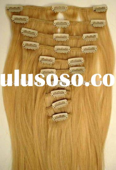 hair packaging, remy hair extensions,hair extension clip, all kinds of clips