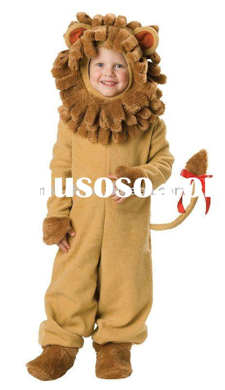 halloween children animal fancy dress costumes for kids MAC-0423