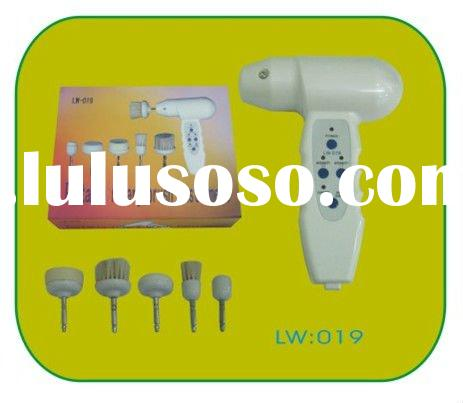 handled high frequency beauty machine/facial care machine