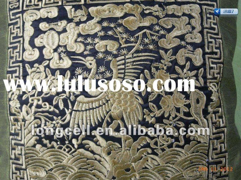 handmade new design China traditional cushion cover