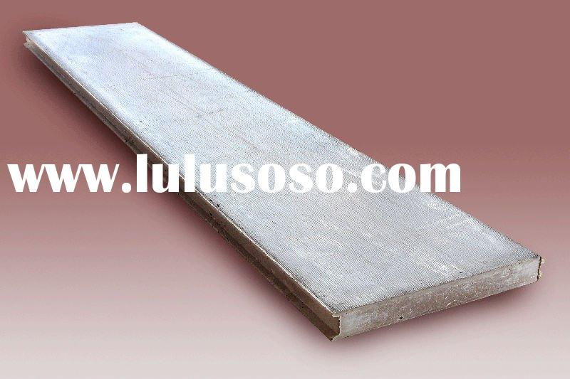 heat insulation corrugated fiberglass roof panels