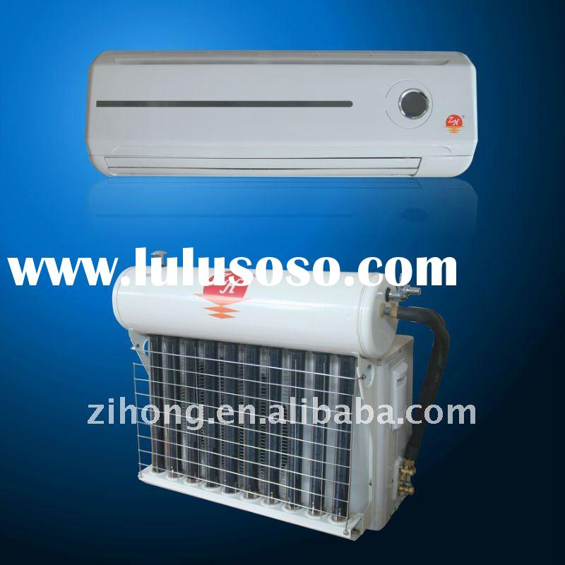 high efficient solar air conditioners for homes