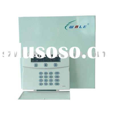 home security Burglar intruder Wired Alarm System Control Panel