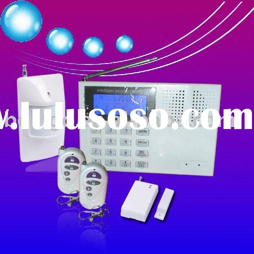 home security alarm system / home wireless security system / wireless security alarm system