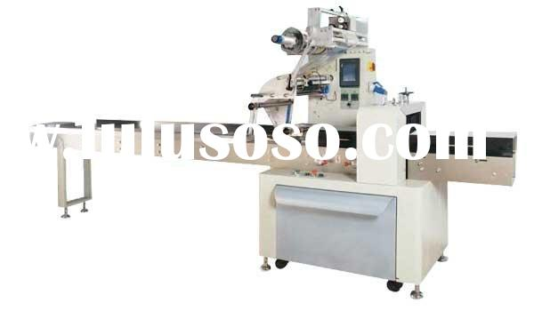 horizontal form fill seal machine for candy,chocolate