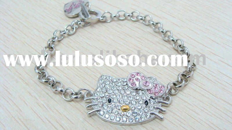 hot hello kitty wholesale bracelets