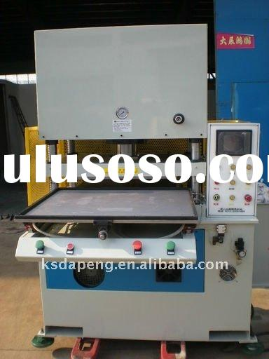 hydraulic press die cutting machine for electronic screen material hydraulic press