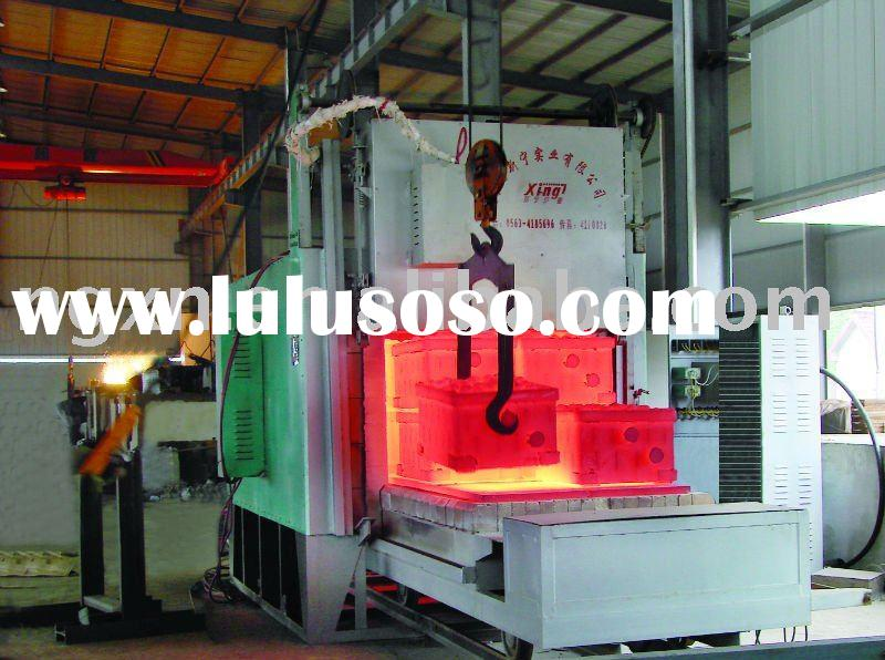 industrial heating furnace