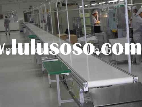 industrial production line assembly line conveyor system