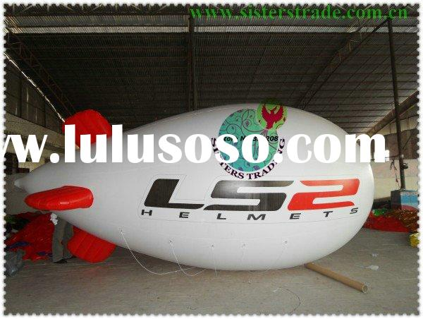 inflatable airship helium balloon advertising blimp toy